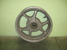 honda 125  dylan  rear  wheel