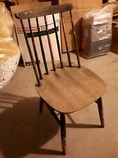 Vintage Yrjö Ilmari Tapiovaara Style Chair Mid Century Stuhl 50s 60s Design