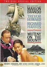 Mutiny on The Bounty 1962 SE 0012569791978 DVD Region 1 P H