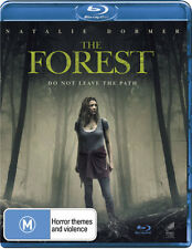 The Forest (2016)  - BLU-RAY - NEW Region B