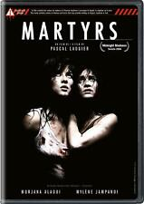 Martyrs - Dvd Movie [Region 1/A, 2008, Pascal Laugier, Drama, Horror] New