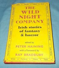 """The Wild Night Company""  Peter Haining *1970 1st / 1st  HC/DJ VG"