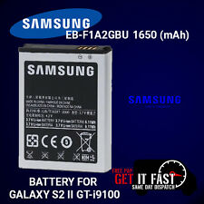 Genuine Samsung I9100 Galaxy SII S2 Battery Eb-f1a2gbu 100