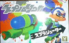 Splatoon Splattershot Splashooter S Water Gun Blue Boy 28cm Nintendo Wii U New
