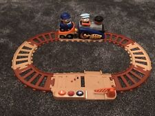 Shake N Bobbles Battery Operated Train Set With Track Children's Toy