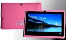 "Zeepad 7DRK 4 GB Tablet 7"" Wireless LAN Rockchip Cortex A9 RK3026 1.50 GHz Pink"
