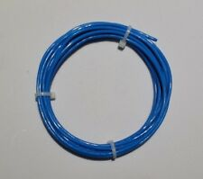 16 Awg Mil Spec Wire Type E Blue Ptfe Stranded Silver Plated Copper 10 Ft