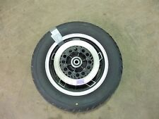 1985 Yamaha V-Max VMX1200 Y562. rear wheel rim 15in with rotor