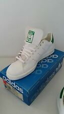 ADIDAS VINTAGE STAN SMITH DEADSTOCK UK 11 MOROCCO BOX NOS RARE TENNIS TOBACCO