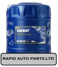 Mannol ENERGY 20 Litre 5w30  Fully Synthetic Engine Oil SL/CF ACEA A3/B3