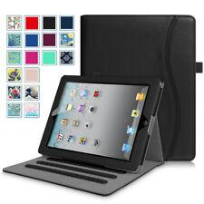 For iPad 2 iPad 3 iPad 4th Gen Case Multi-Angles Smart Stand Cover Sleep/Wake