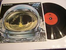 LP 33 TOURS VINYLES , ROY BUCHANAN , YOU ' RE NOT ALONE . VG / EX . .