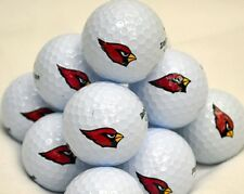 1 Dozen (Arizona Cardinals NFL Logo) Bridgestone RX Tour Mint Golf Balls