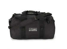 Snugpak Kit Monster 120 Holdall Duffel Miltary Army Bag Black NEW