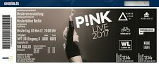 2 Tickets für das ausverkaufte Pink Konzert in Berlin am 11.08.2017