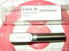 Glock30, Glock 30 Barrel, KKM MATCH GRADE 45 ACP Glock 30 Barrel MADE IN THE USA