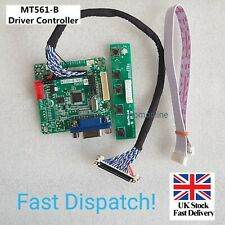 More details for mt561-b universal lvds lcd monitor driver controller board 5v 10