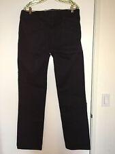 Apolis Activism Size 31 Utility Trouser Cotton Twill Blue Pants Men's Chino