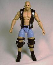 STONE COLD STEVE AUSTIN ELITE WRESTLING FIGURE HOF WWF WWE WWW 2011 MATTEL RARE
