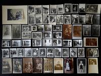 65 alte Fotos Kinder Mädchen Familie Garten ca. 1930-1945 Leipzig? Coburg?