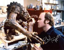 PHIL TIPPETT SIGNED AUTOGRAPHED 11x14 PHOTO ILM RANCOR STAR WARS BECKETT BAS