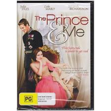 DVD PRINCE & ME, THE Julia Stiles Luke Mably Miranda Richardson Comedy R4 [BNS]