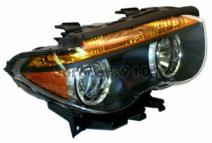 New! BMW 745i Hella Front Right Headlight 158080006 63127165450