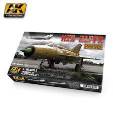 "AK-Interactive 1/48 Mikoyan MiG-21PFM ""Days of Glory & Oblivion"" [Limited Edi.]"