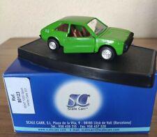 SEAT 1200 Sport Verde Cala 331 SCALE CARR Escala 1:43, Mira, AutoPilen, Joal