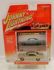 1967 '67 FORD FAIRLANE 500 XL GOLD DIECAST JOHNNY LIGHTNING JL 2016