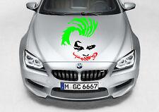JOKER BATMAN DECAL VINYL GRAPHIC HOOD SIDE CAR TRUCK