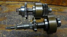 1976 HONDA CB750A CB 750 HONDAMATIC HM696 ENGINE TRANSMISSION TRANNY GEAR SET