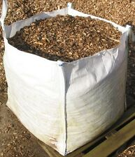 Jumbo Bag of Hardwood Woodchip - Ideal For Play Areas & Garden Paths
