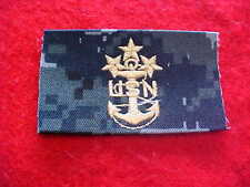 US Navy E-10 Cap Navy Digital ( MCPON )  Master Chief Petty Officer of the Navy
