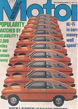 MOTOR Magazine - December 15 1979 - Test: Colt Lancia 1600GSR