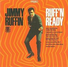 Jimmy Ruffin - Ruff'n Ready (Audio CD - 10/06/2009) NEW