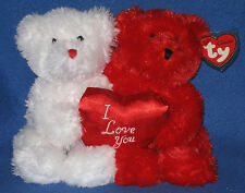 TY CLASSIC PLUSH - TRULY YOURS the BEAR SET with TAGS - SR