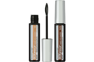 MAYBELLINE Brow Precise Fiber Filler 8ml Brow Mascara New - CHOOSE YOUR SHADE