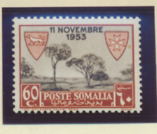 Somalia Stamps Scott #195 To 196, Mint Lightly Hinged