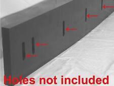 Urethane Snow Plow Blade 2 X 10 X 108 Outlasts Rubber Bladesedges