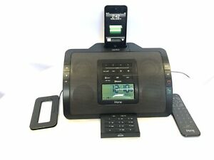 iHome iP47B Docking Station For iPhone/iPod With Keypad Bluetooth 2 Alarm Remote