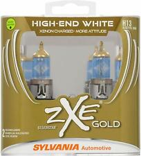 Sylvania Silverstar ZXE Gold 9008 H13 65/55W Two Bulbs Head Light Replace ATV
