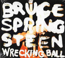 BRUCE SPRINGSTEEN - Wrecking Ball CD 012 sony