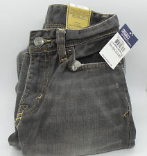 NWT Ralph Lauren Polo Boys Skater Fit Jeans 10 Gray Ultra Slim Fit