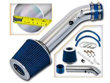 BCP BLUE 99-00 Honda Civic HX/EX/Si 1.6 L4 Air Intake Racing System + Filter