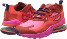 Nike Air Max 270 React Athletic Sneakers Pink AT6174-600 Women's US Sizes 6/6.5