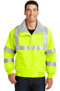 SRJ754 Port Authority Visibility Challenger Jacket with Reflective Taping