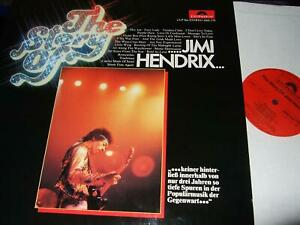 JIMI HENDRIX : THE STORY OF 2LP POLYDOR 2664379 GERMANY