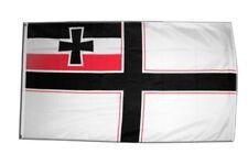 Bandiera Deutsches Reich guerra bandiera primo GUERRA MONDIALE BANDIERA hissflagge 90x150cm