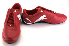 Puma Shoes Drift Cat 4 IV Leather Red/Black Sneakers Size 8